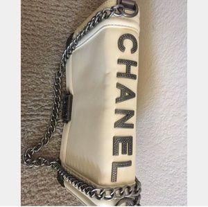 CHANEL BOY FLAP PURSE